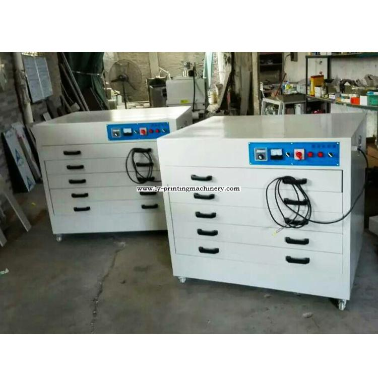 Screen Stencil Drying Oven