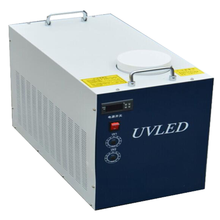 Box type LED UV curing machine