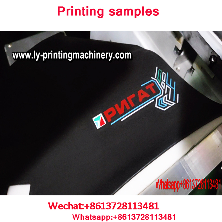 Helmet logo 4 color pad printing machine with independent pad